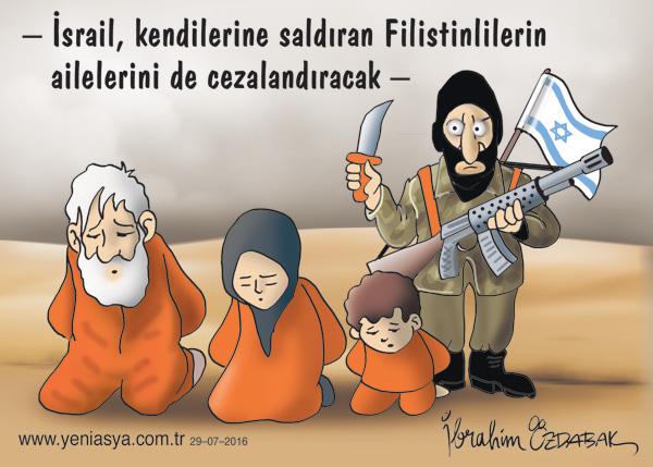 """""""Hiçbir günahkâr başkasının günahını yüklenmez. (Âyet Meali) """"Bir adamın cinayetiyle başkalar mes'ul olmaz. (Risale-i Nur'dan) """"Deccal'ın mühim kuvveti yahudidir. Yahudiler severek tâbi' olurlar. (Beşinci Şuâ'dan)"""