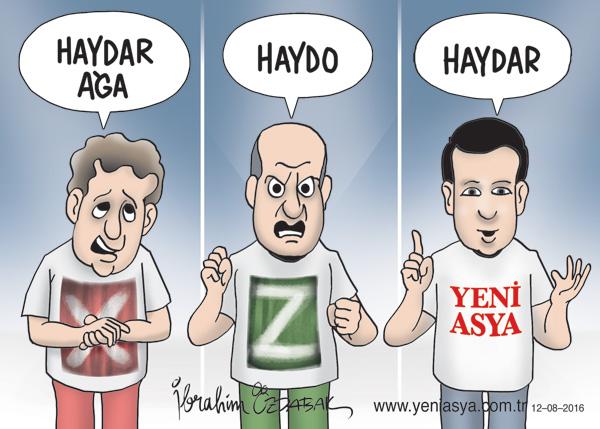 X, Z ve Yeni Asya
