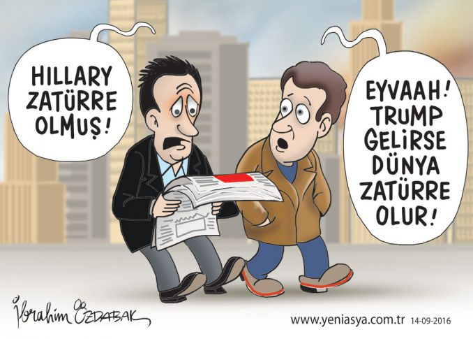 Hillary Clinton zatürre oldu