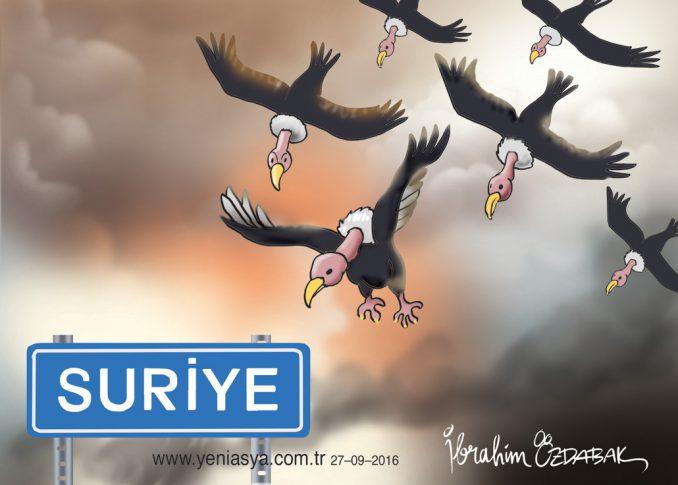 Suriye can veriyor