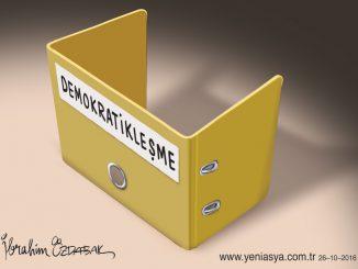 Demokratikleştirme