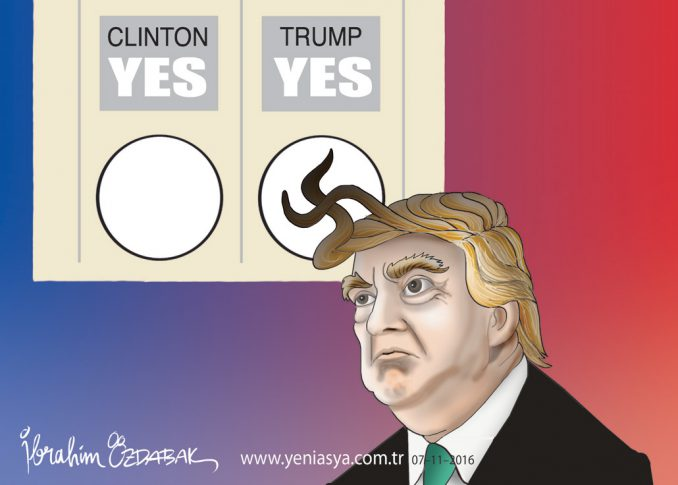 Clinton mı, Trump mı?