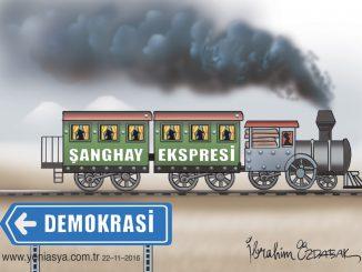 Kara tren gelmez mola
