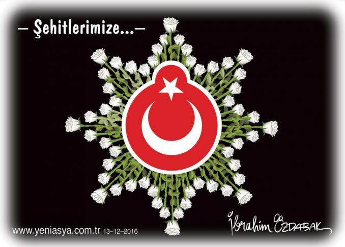 Beşiktaş şehitleri