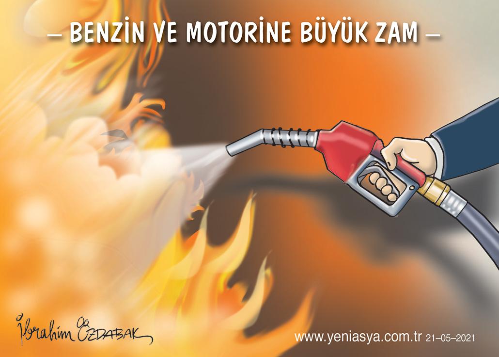 Benzin, Akaryakıt